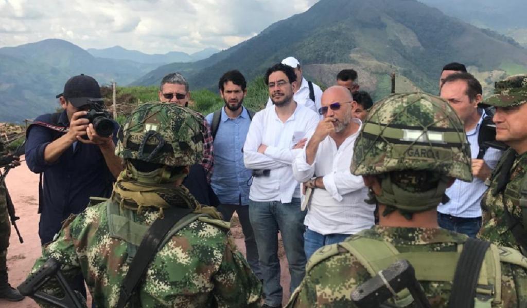 General pide perdón por asesinato de exguerrillero