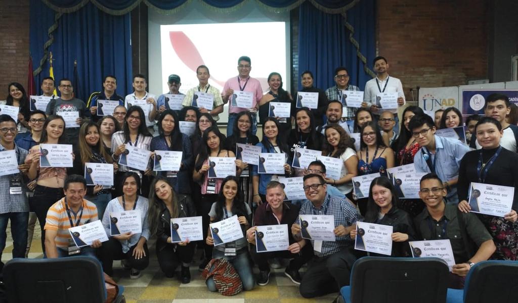 Ibagué recibió el tercer taller de periodismo digital