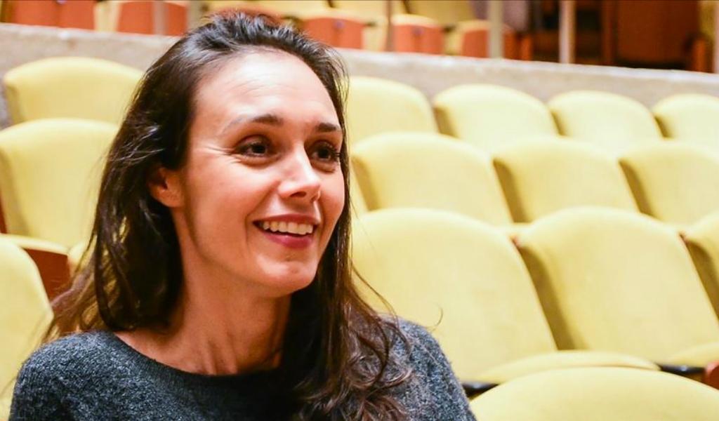 La 'mujer orquesta' que llegará a Bogotá
