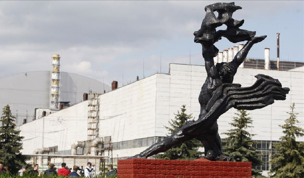 Chernóbil y el trágico monumento para el futuro