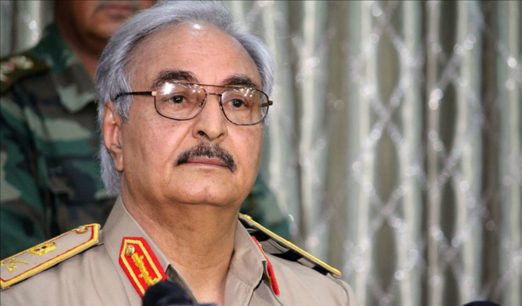 El hombre que pretende ser el nuevo Gaddafi de Libia