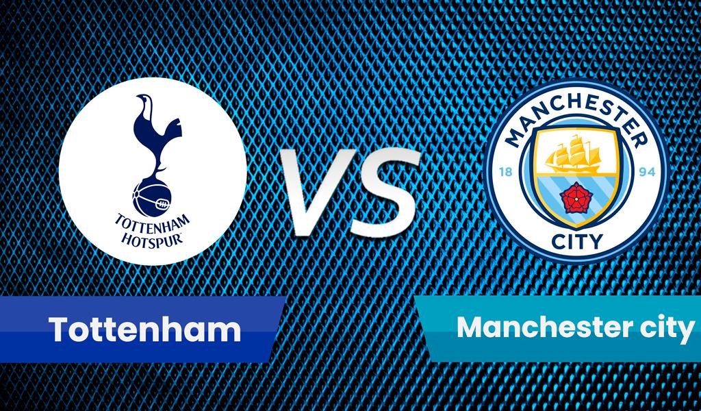 tottenham vs manchester city goles champions league