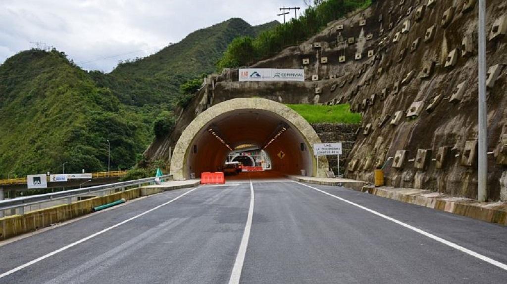 Túnel Invías