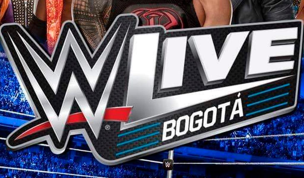 Estrellas de WWE ya están en Bogotá