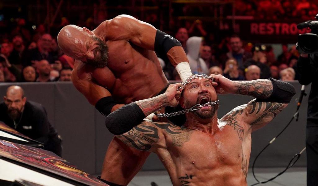 Lista de luchadores lesionados luego de WrestleMania