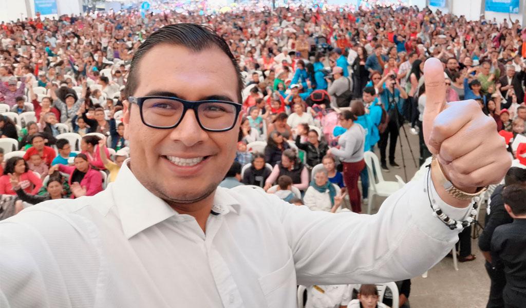 Yeison Chipatecua Quevedo alcalde Tunjuelito