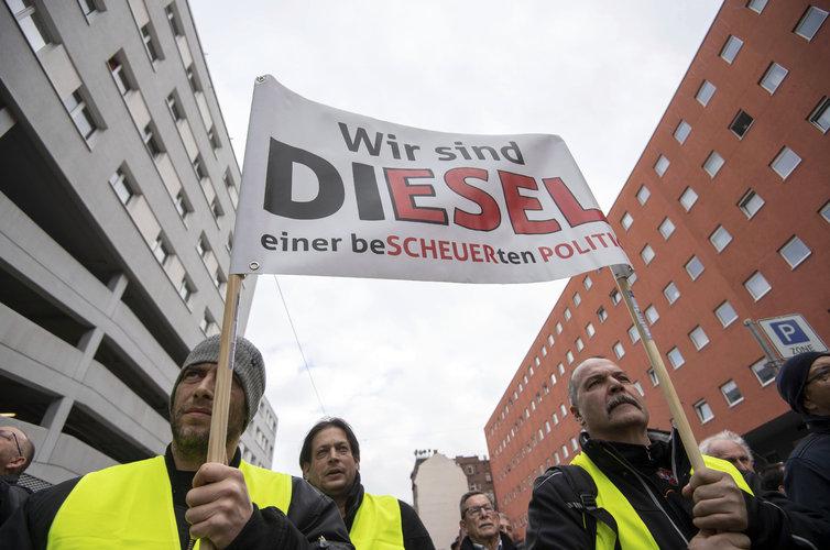Guerra política en Alemania contra cambio climático