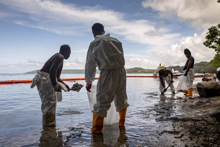 Patrimonio de la Humanidad en grave peligro ambiental