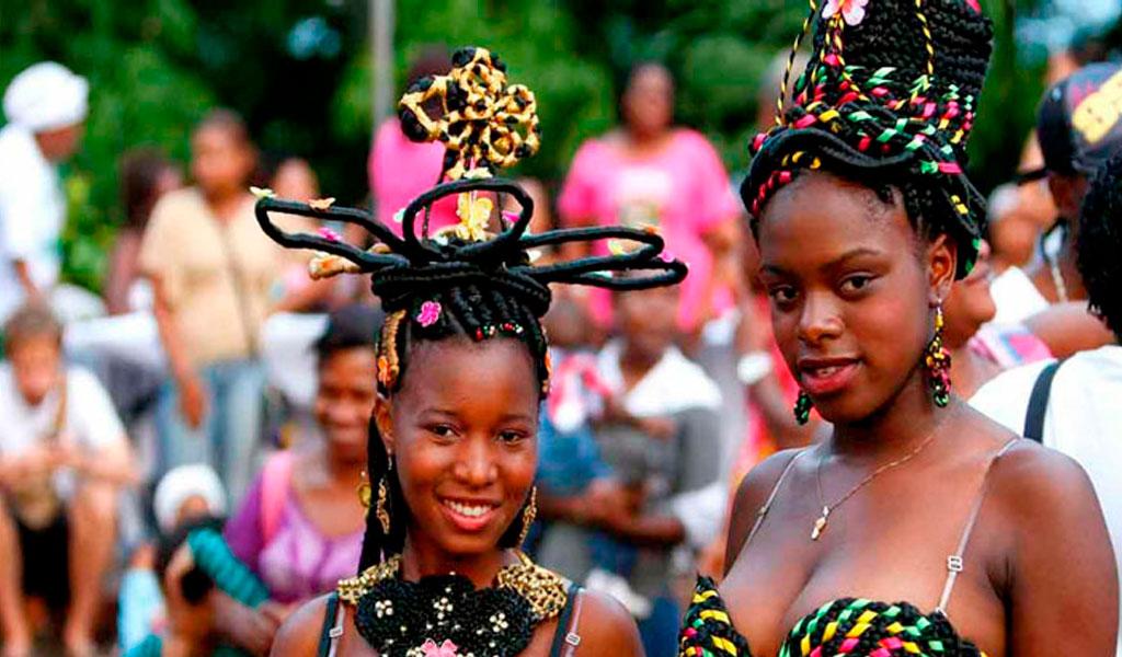 'Comparsa Nación' celebra Día de la Afrocolombianidad