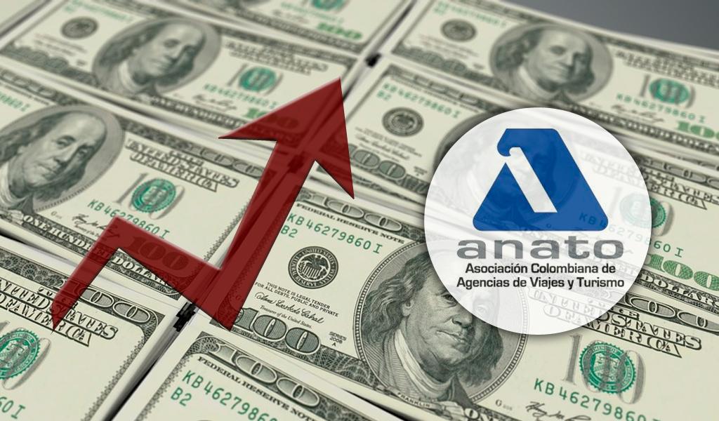 Agencias de viajes preocupadas por alza del dólar