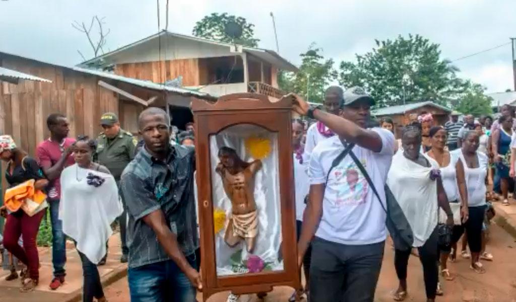Conmemoración Masacre de Bojayá