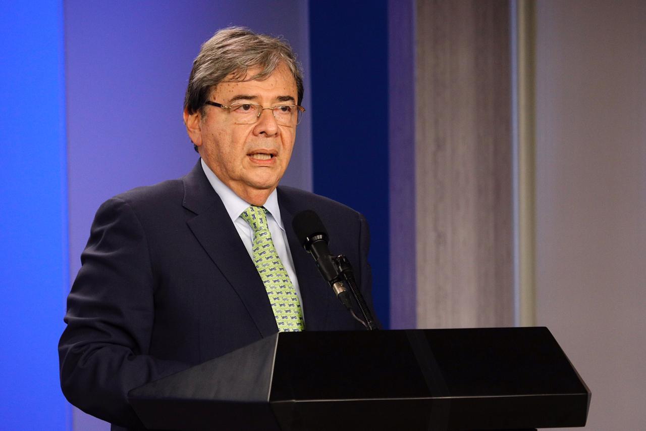 Cancillería responde declaraciones de Ordoñez
