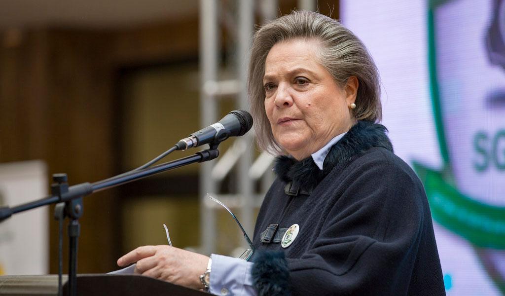 Clara López podría ser candidata a la Alcaldía de Bogotá