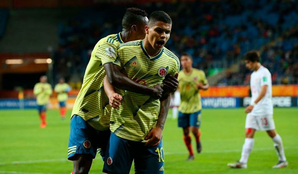 Selección Colombia Sub20