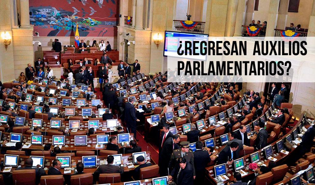 Congreso manejaría el 20 % del presupuesto nacional