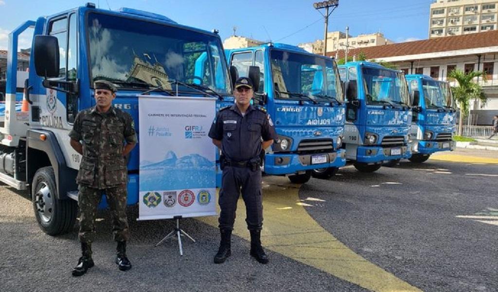 Récord de abatidos por fuerzas de seguridad en Brasil