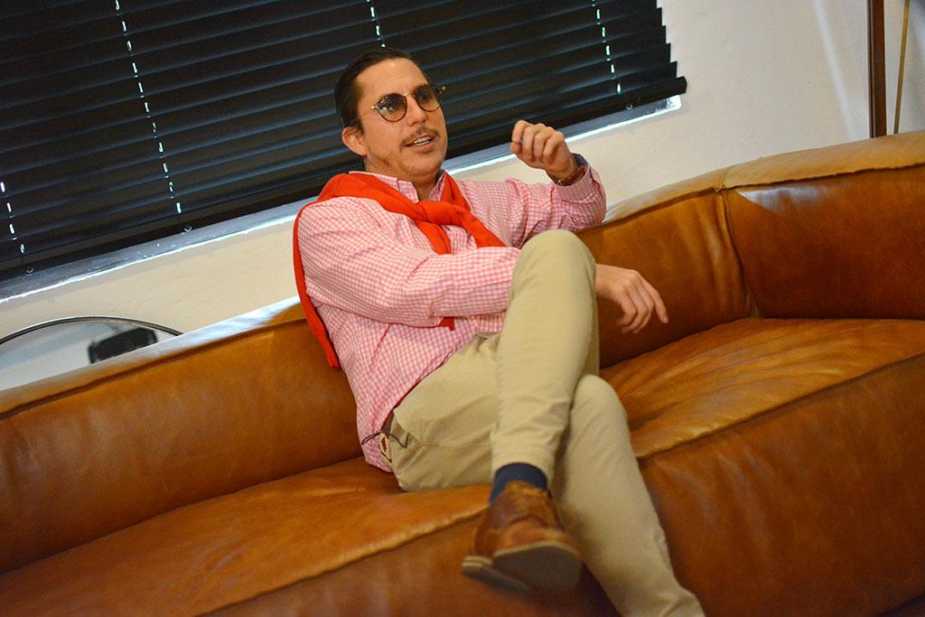 'Juanpis' González recreó la fuga de Aída Merlano