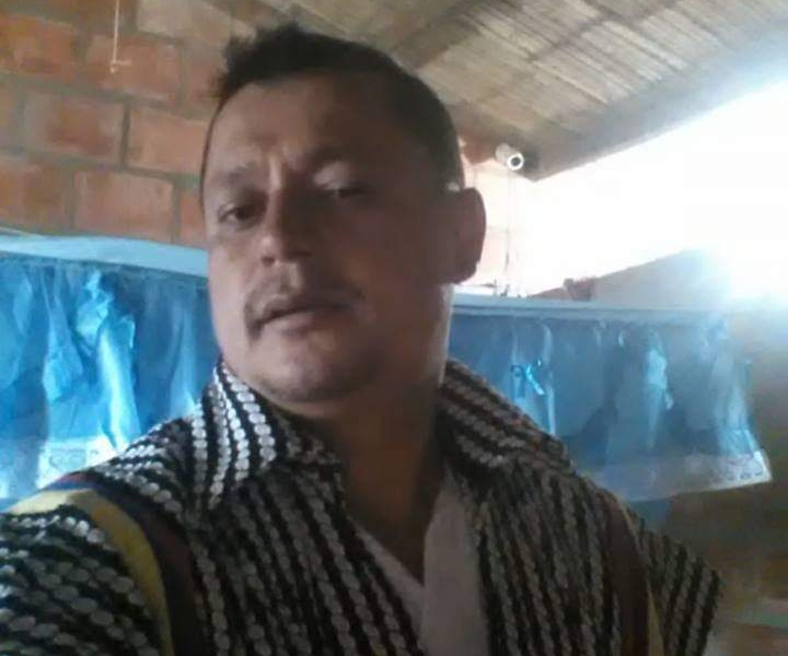Asesinaron otro líder indígena en el Cauca