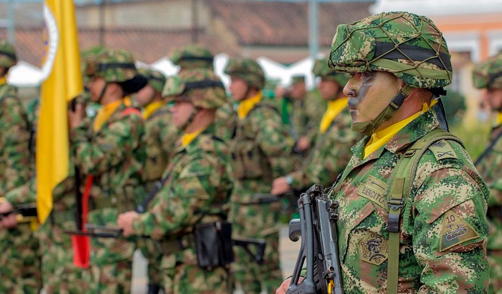 Ejército captura disidente de las Farc en Tolima