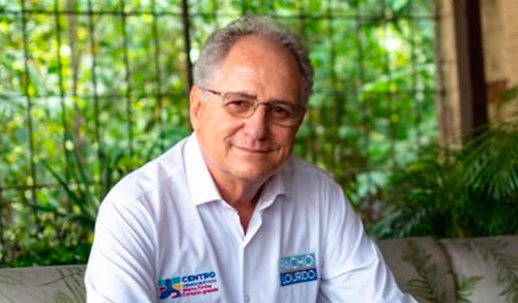 Francisco Lourido, candidato a la Gobernación del Valle