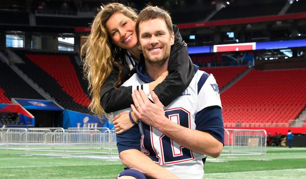 parejas, Gisele Bündchen, Tom Brady