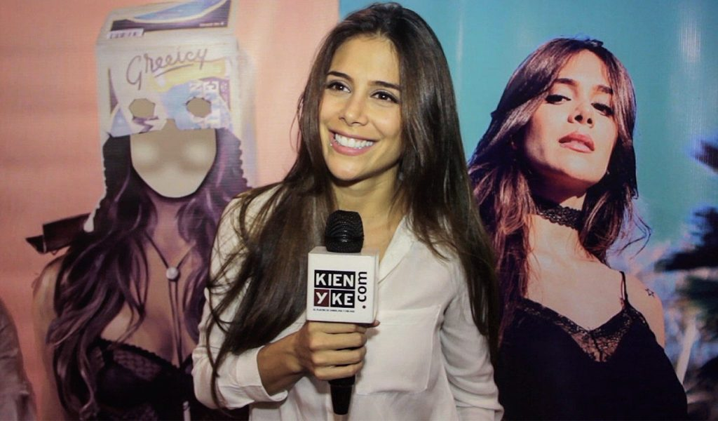 Greeicy recibe importante premio musical