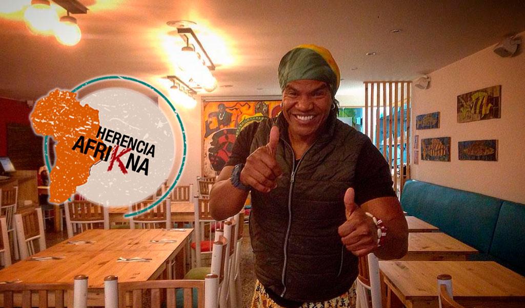 En Bogotá el color de piel es determinante: Rey Guerrero