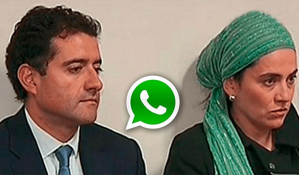 Los chats que ponen en aprietos a los Uribe Noguera