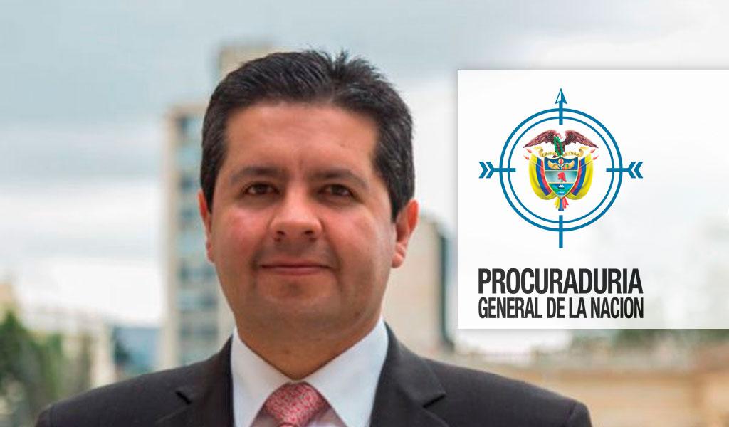Representante Hernán Estupiñan suspendido por Procuraduría
