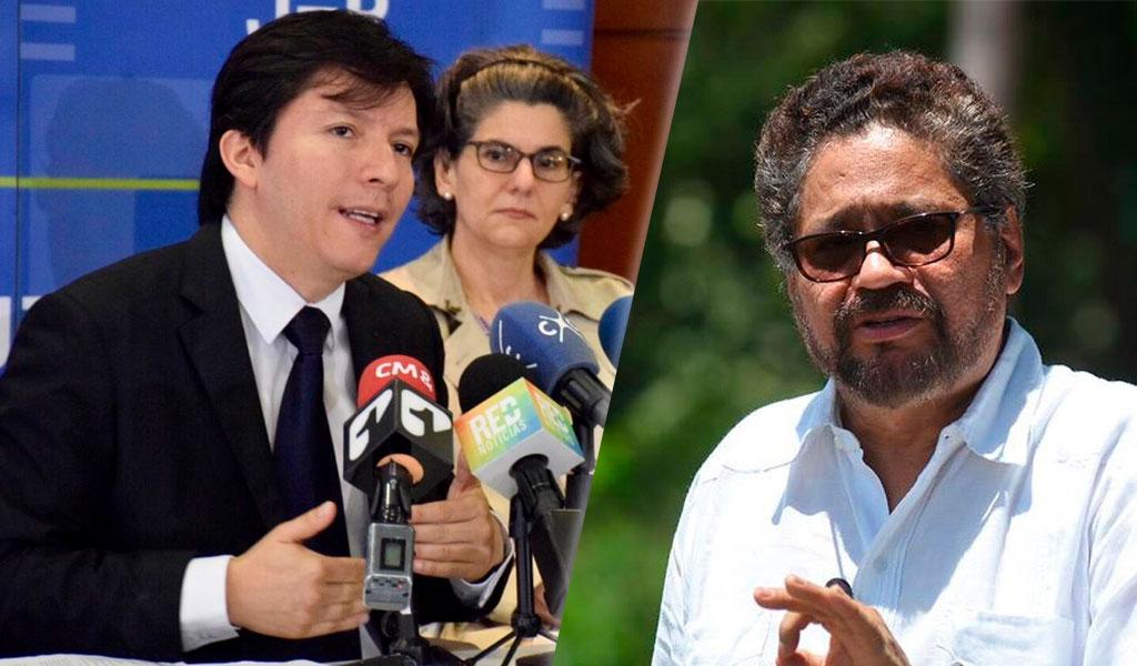 JEP abre incidente de incumplimiento contra Iván Márquez