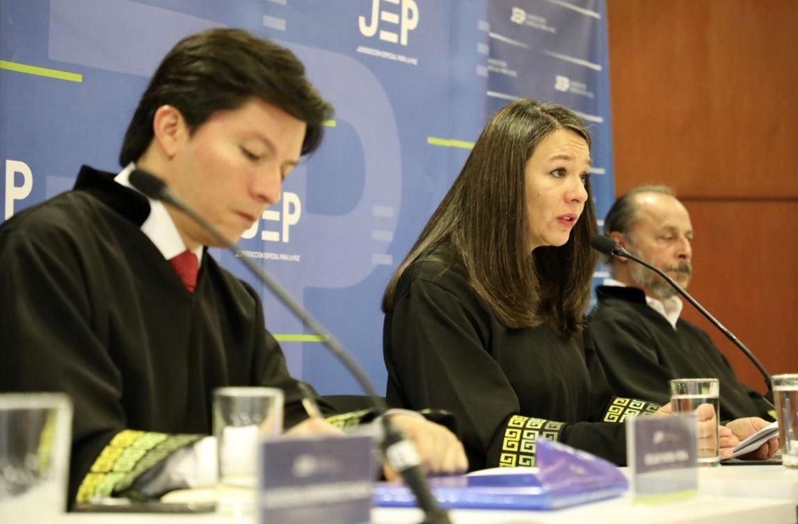 JEP acredita como víctimas a militares secuestrados en Miraflores