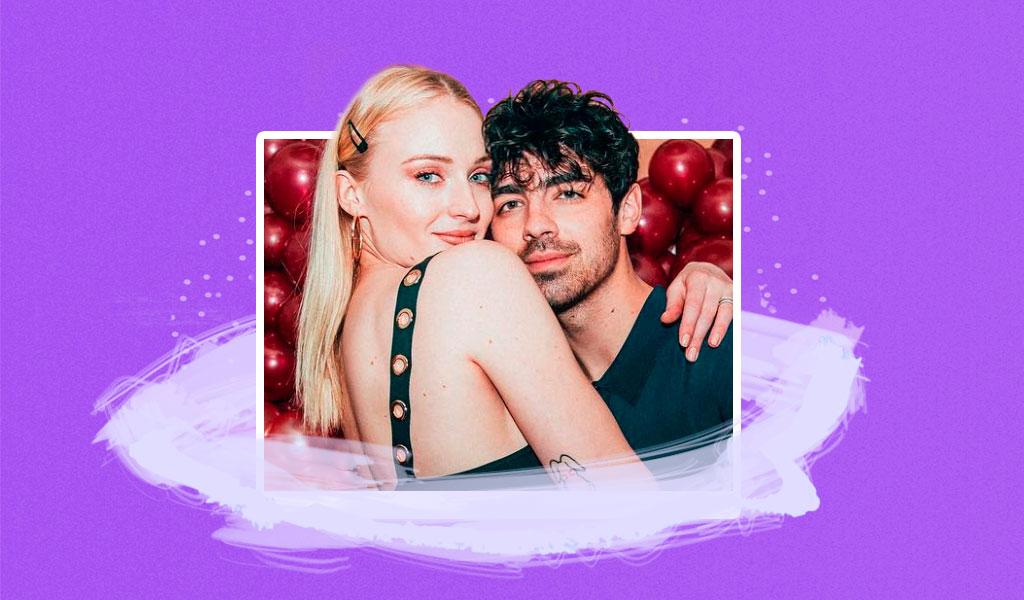 Joe Jonas se casa con actriz de 'Juego de Tronos'