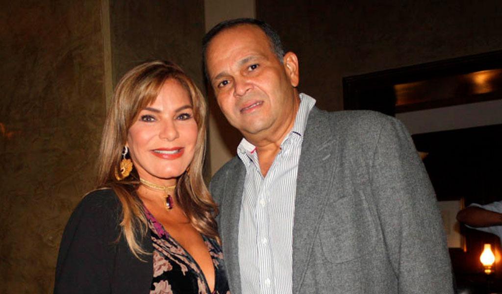 Asesinan al esposo de la exreina María Mónica Urbina