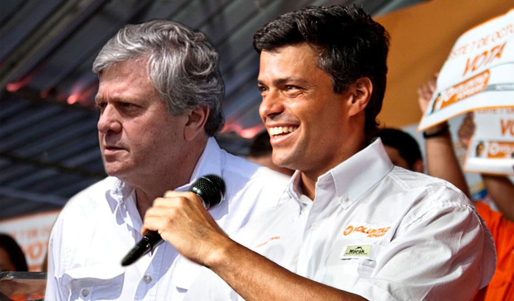 Padre del opositor Leopoldo López será eurodiputado