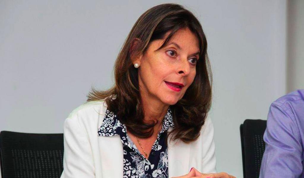 Vicepresidenta pide regulación de protestas sociales