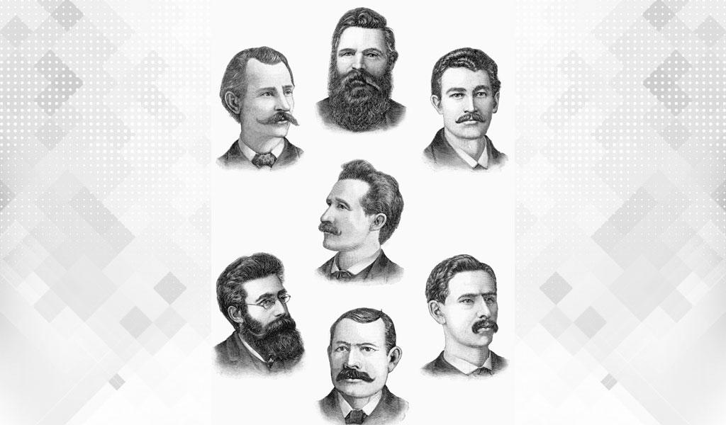 Los hombres que dieron su libertad y vida por los trabajadores