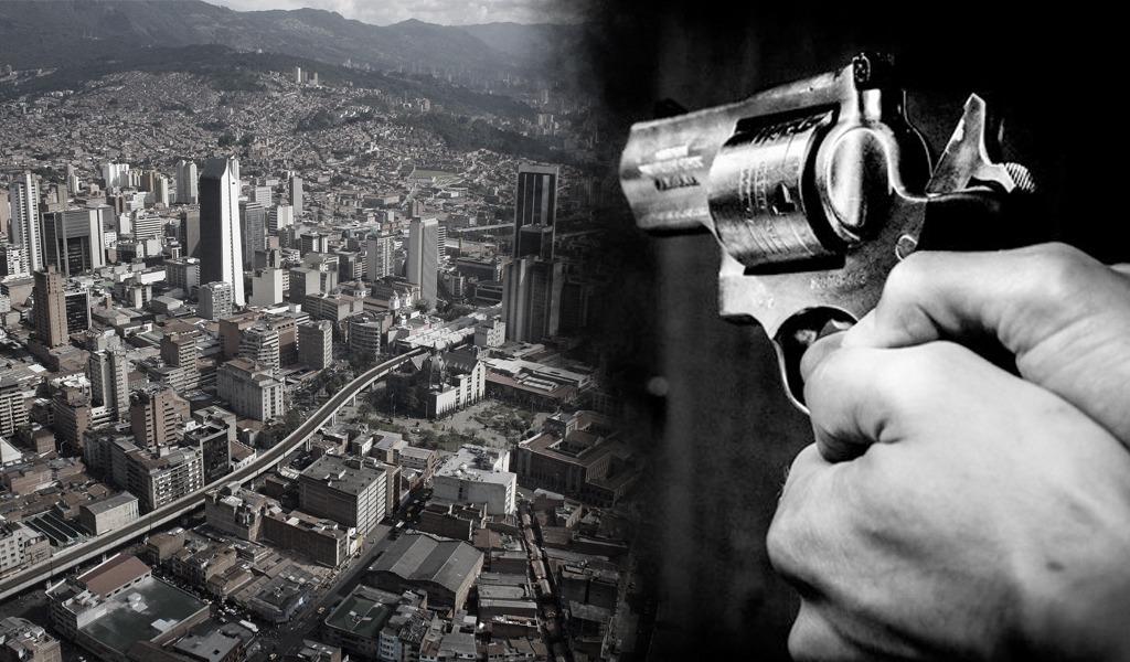 Crece la violencia en Medellín