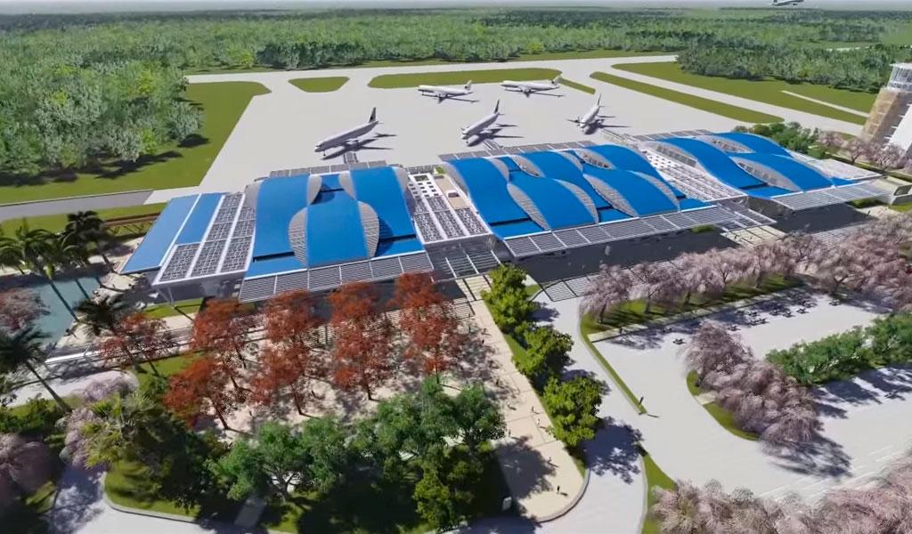 Cuenta regresiva para nuevo aeropuerto de Letica