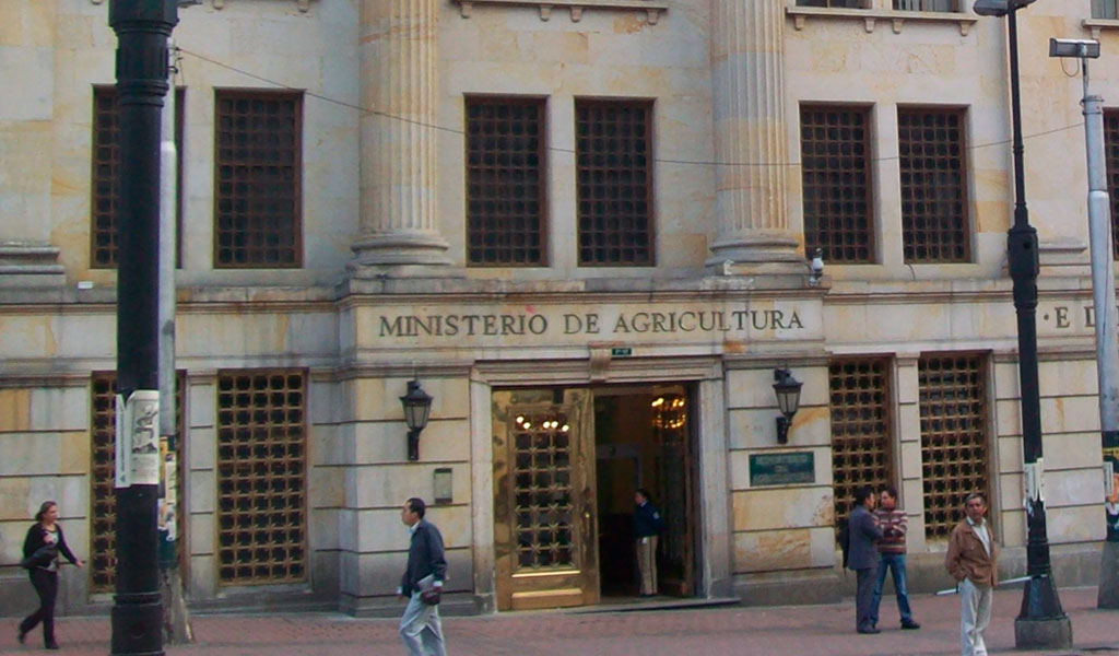 MinAgricultura apuesta al uso de la frontera agrícola
