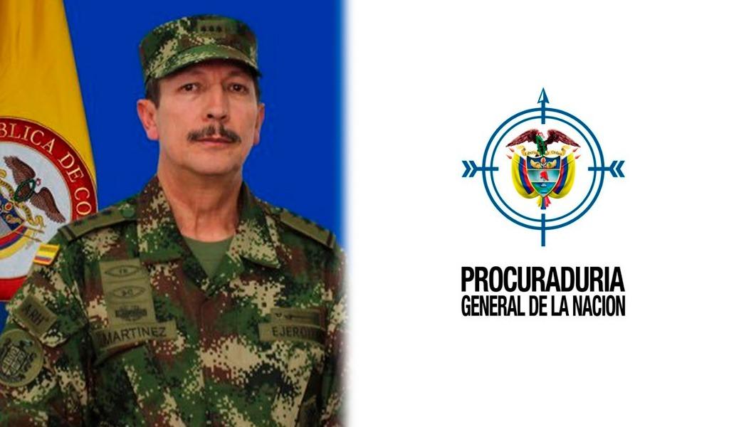 Procuraduría abrió indagación a comandante del Ejército