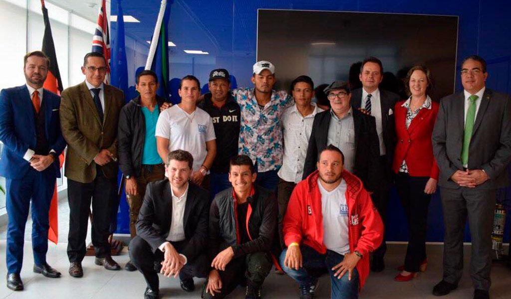 remando por la paz ONU-Colombia_