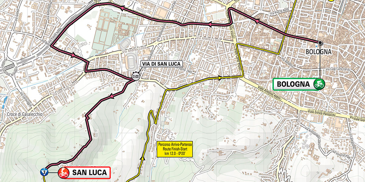 planimetria etapa 1 giro de italia