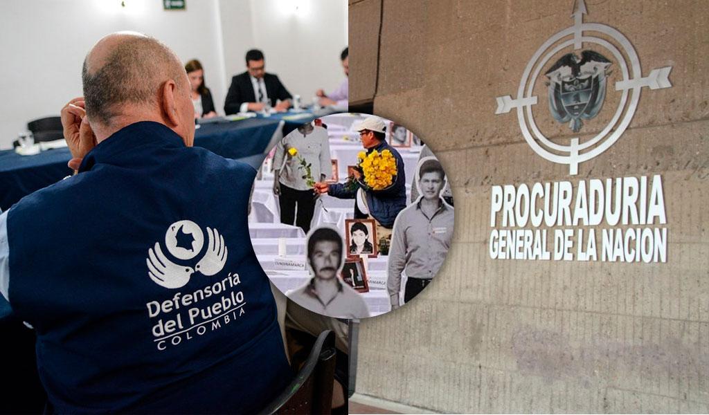 Procuraduría pide protección para líderes sociales