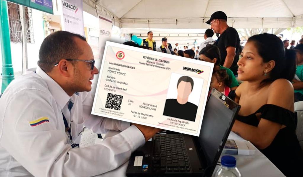 Extienden plazo para que venezolanos renueven el PEP