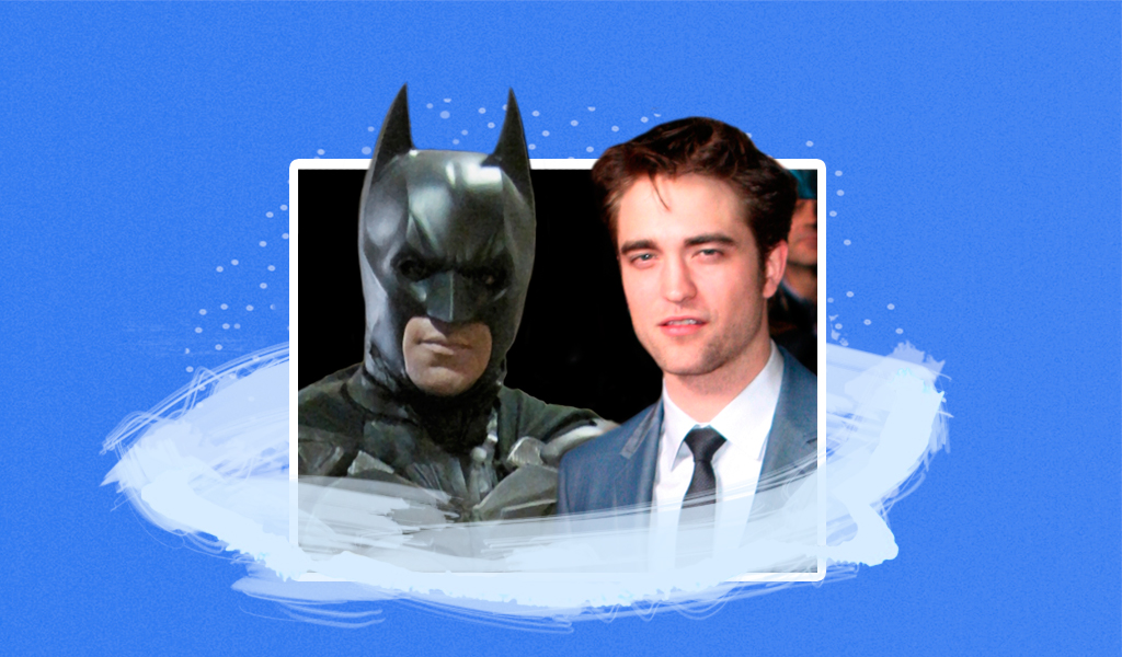 Robert Pattinson, Batman