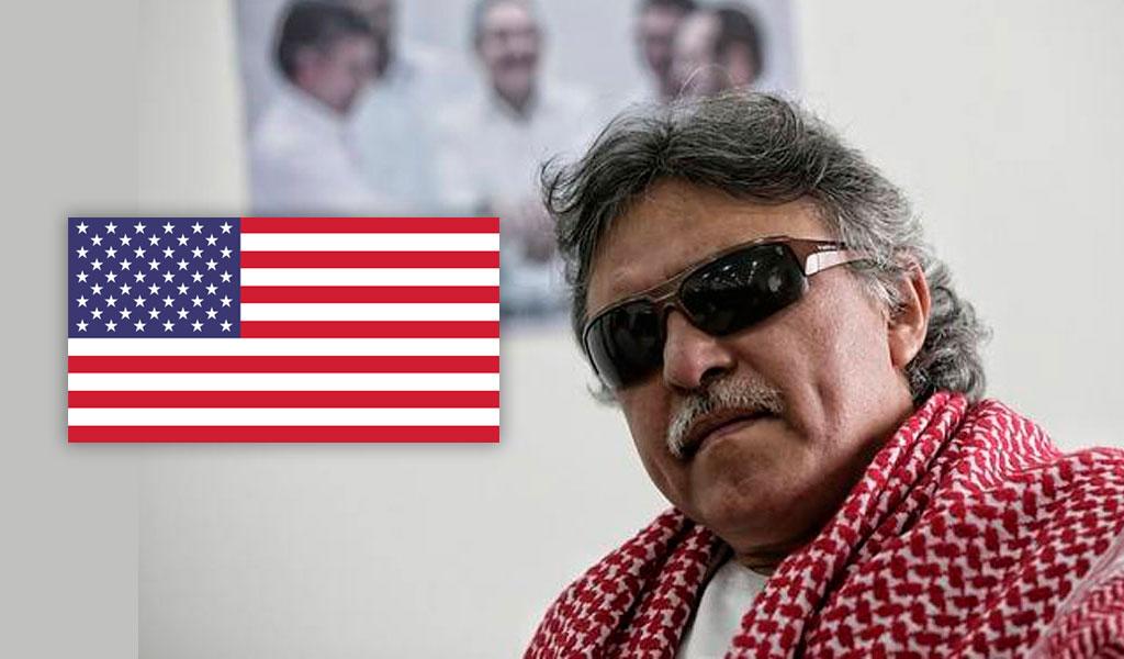 EE.UU. a favor de la apelación en caso Santrich