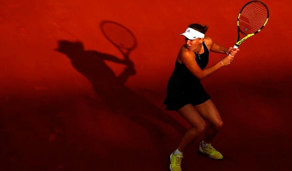 Tenis carolina wozniacki roland garros y champions leagu