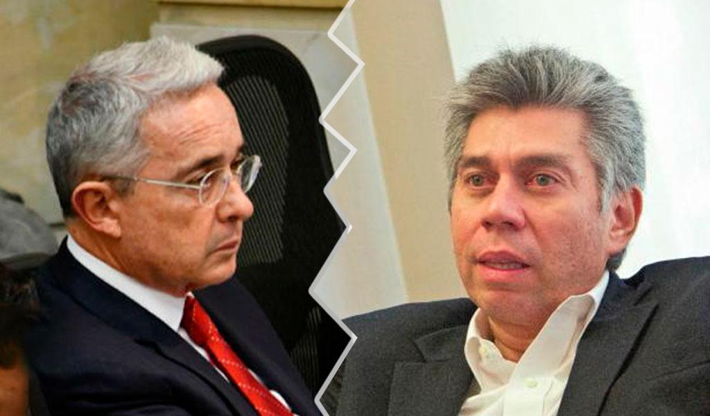 Se cae conciliación entre Uribe y Coronell en la Corte