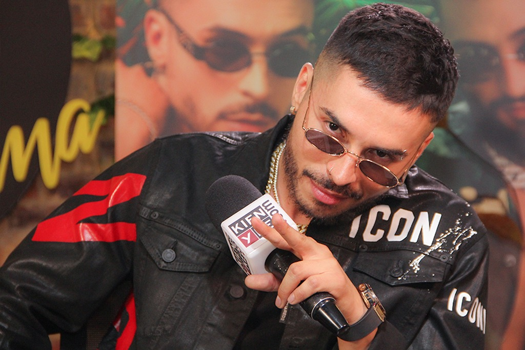 Reykon y Maluma presentan 'Latina'