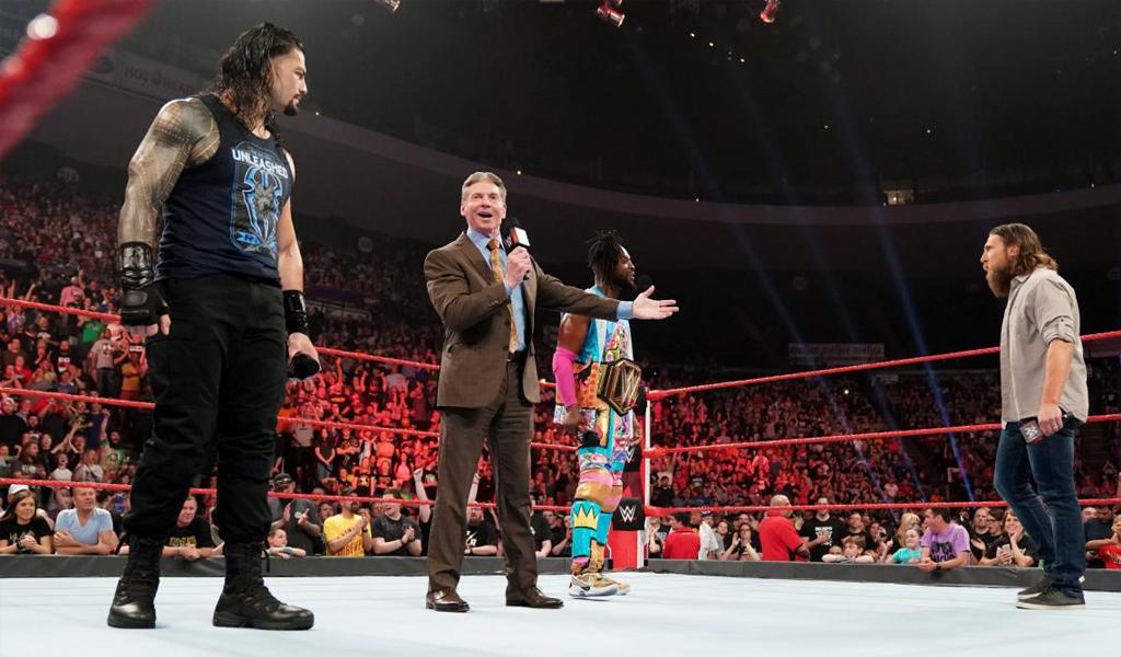 Nuevas estrategias para vender boletas en la WWE